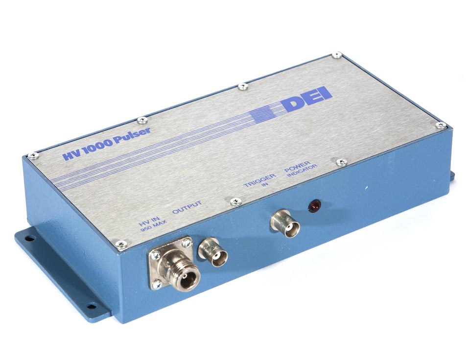 Directed Energy Inc Hv1000 High Voltage Pulse Generator