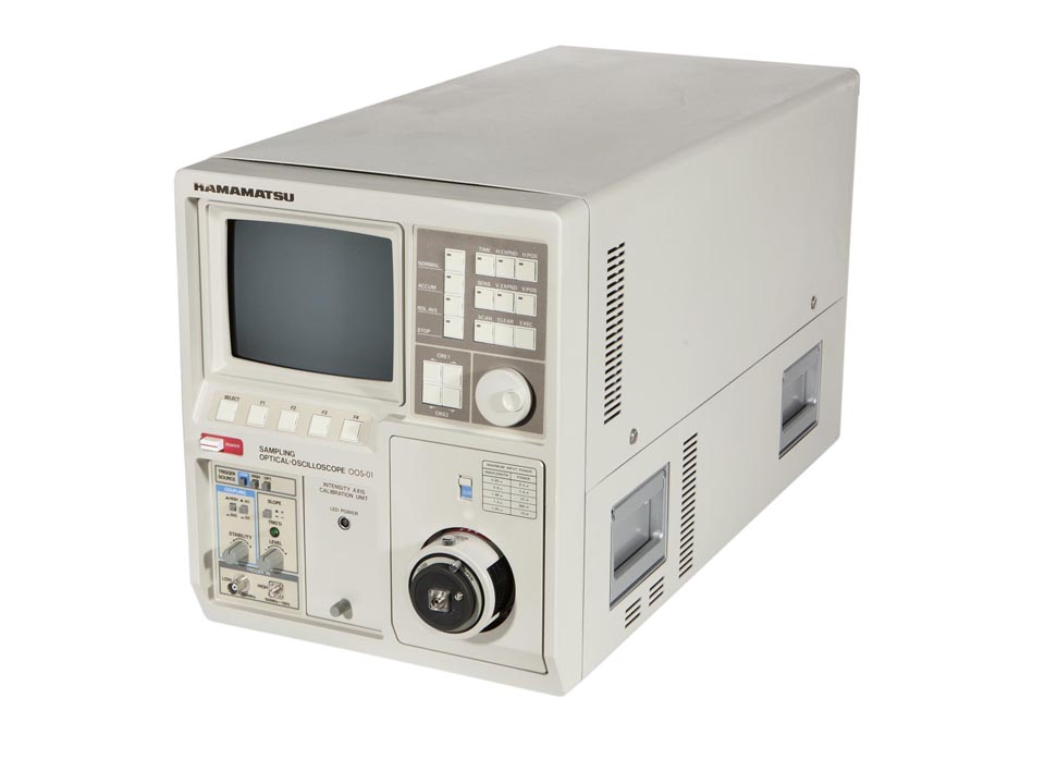 Hamamatsu Digital Sampling Optical Oscilloscope OOS-01 IR Streak Camera