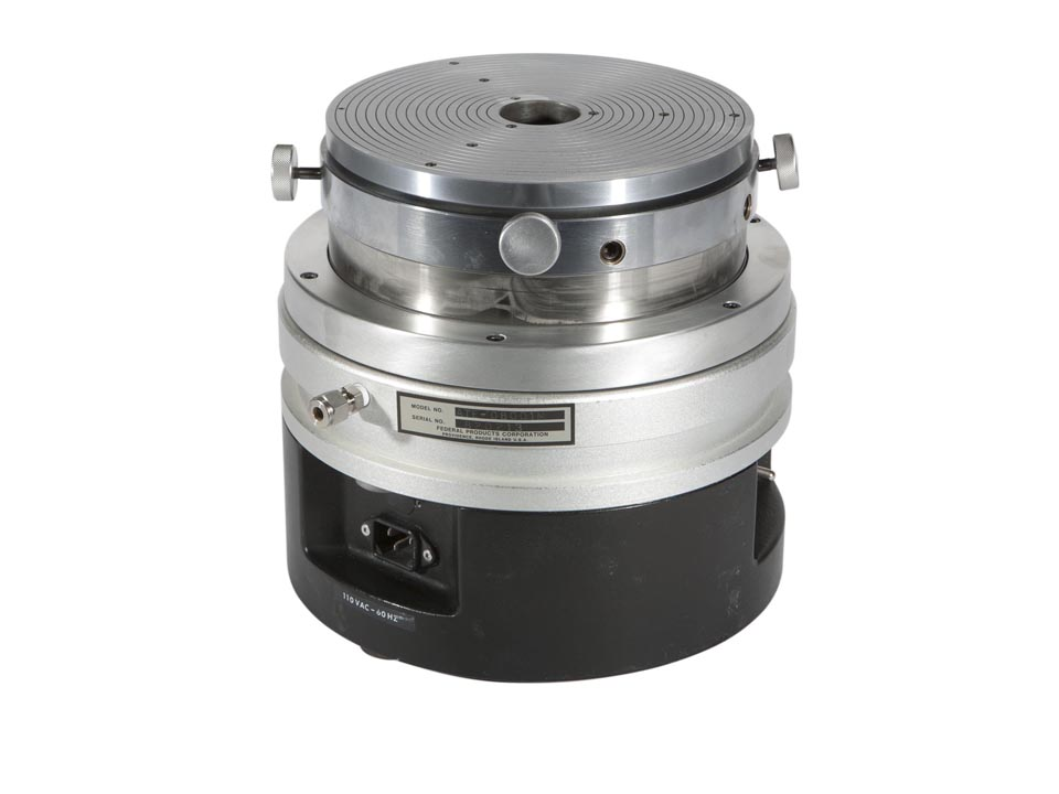 Federal Pneumo-Centric ATE-08001M Motorized Air Bearing Rotary Table