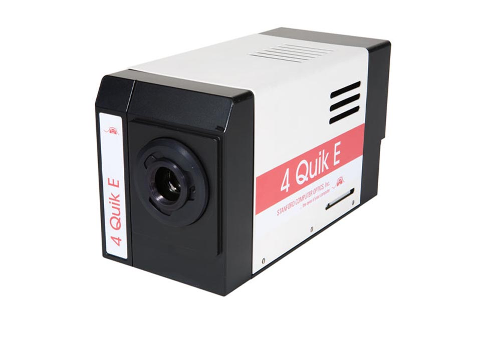 Stanford Computer Optics 4 Quik E High Speed Gated Image Intensifier Camera 25mm MCP